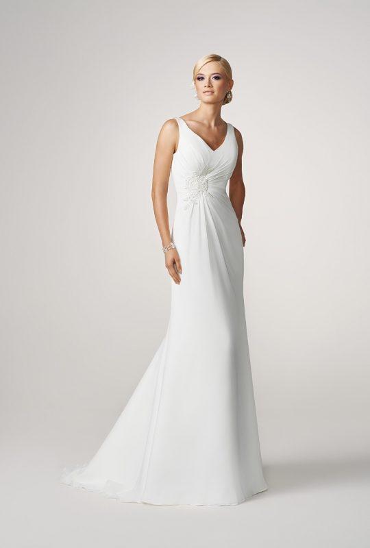 Suknia ślubna Daraja - wyprzedaż sukien ślubnych