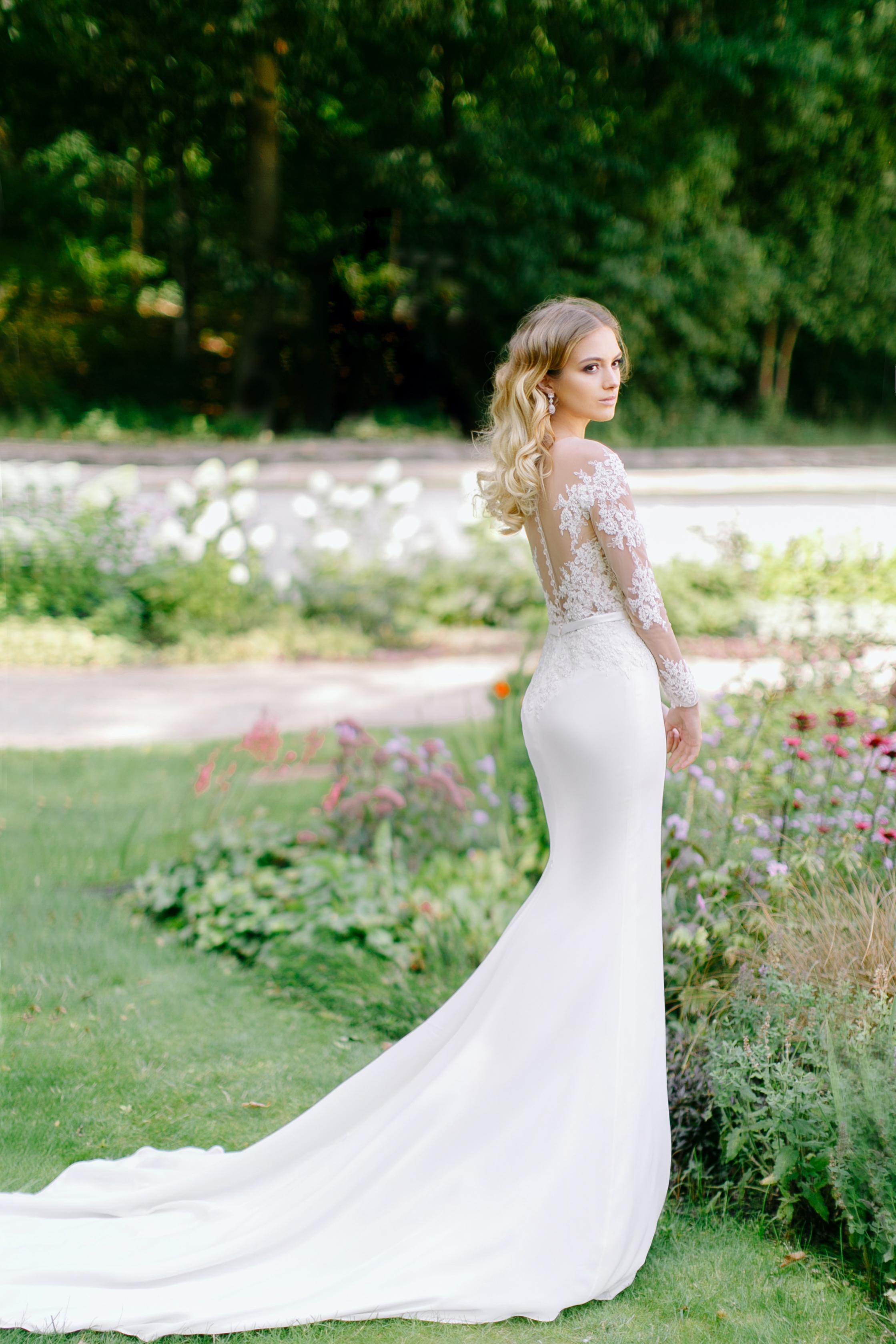 Suknia ślubna Typu Rybka Apate To Kwintesencja Kobiecości