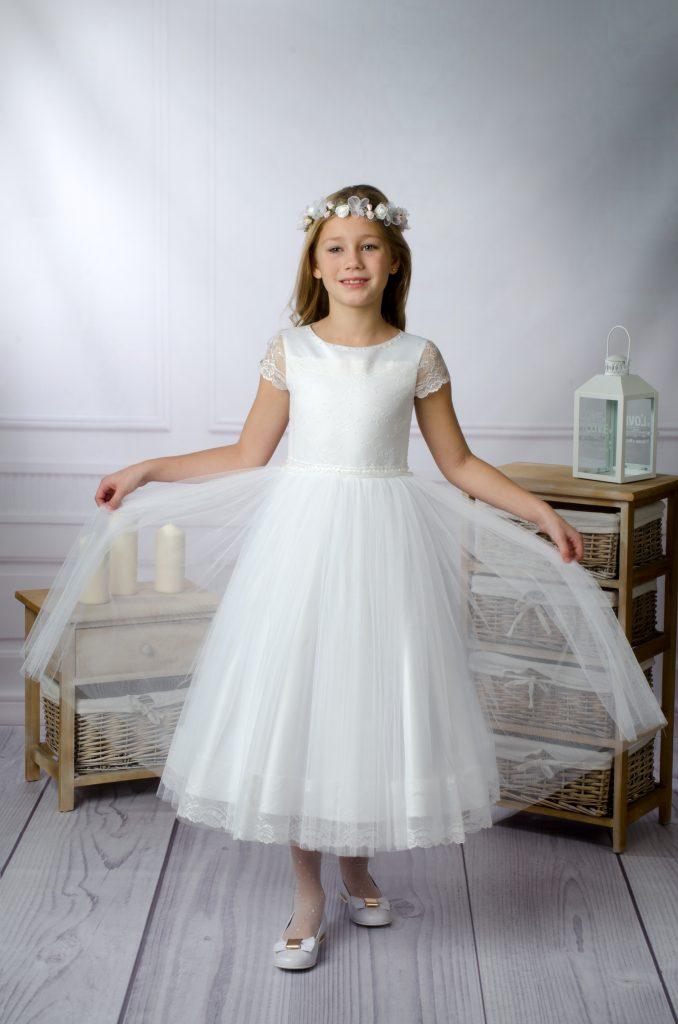 Sukienka komunijna Zuzanna