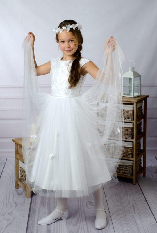 Sukienka komunijna Rozalia