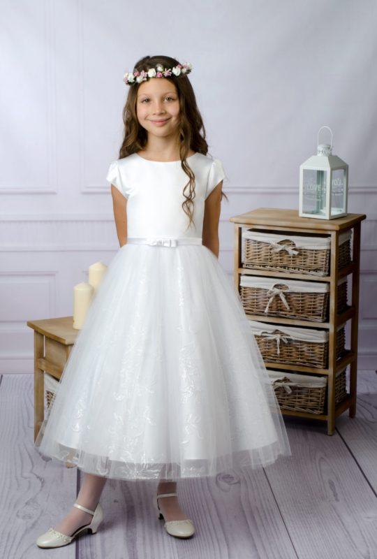 Sukienka komunijna Sara