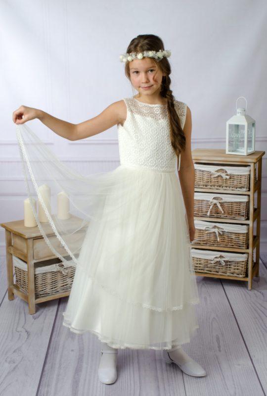 sukienka komunijna Aniela