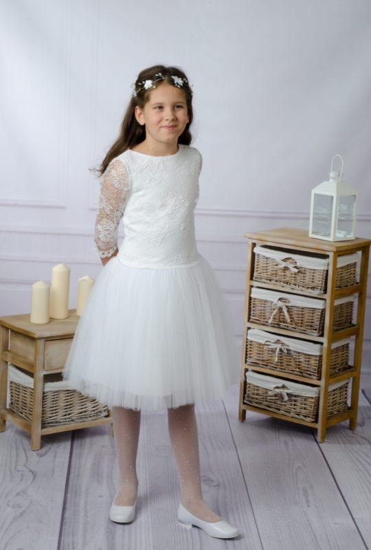 sukienka komunijna amelia