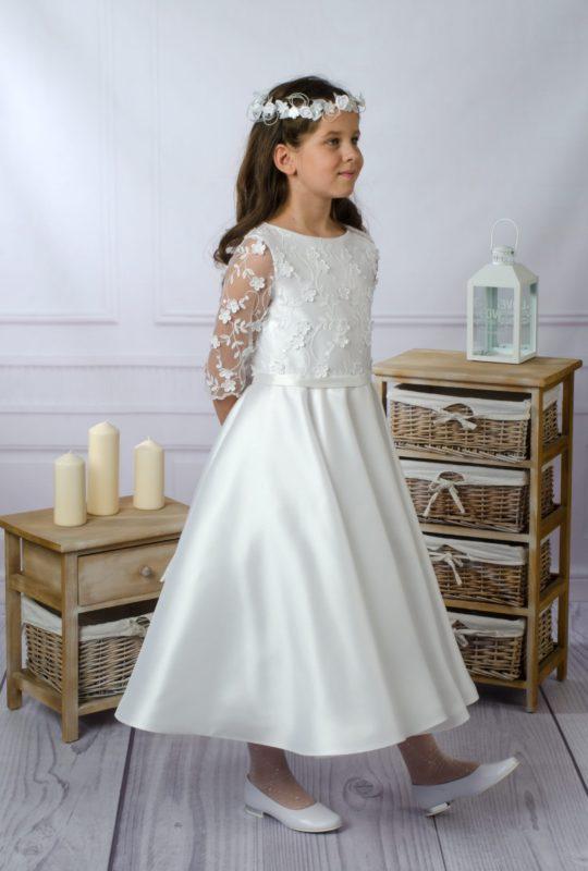 sukienka komunijna olga