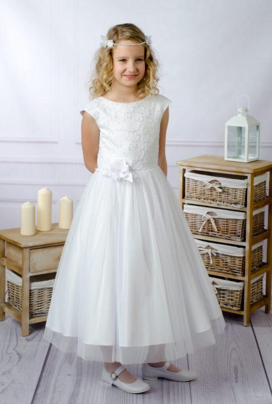 Sukienka komunijna Wioletta