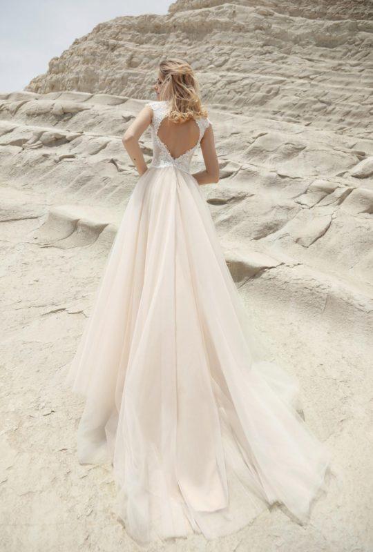 Suknia ślubna Callas - piękna klasyka