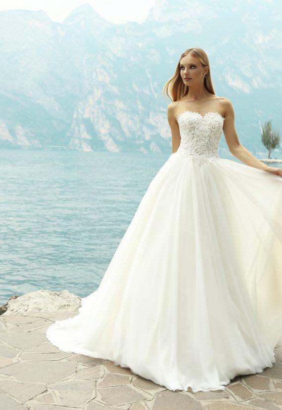 Suknia ślubna princessa Butterfly