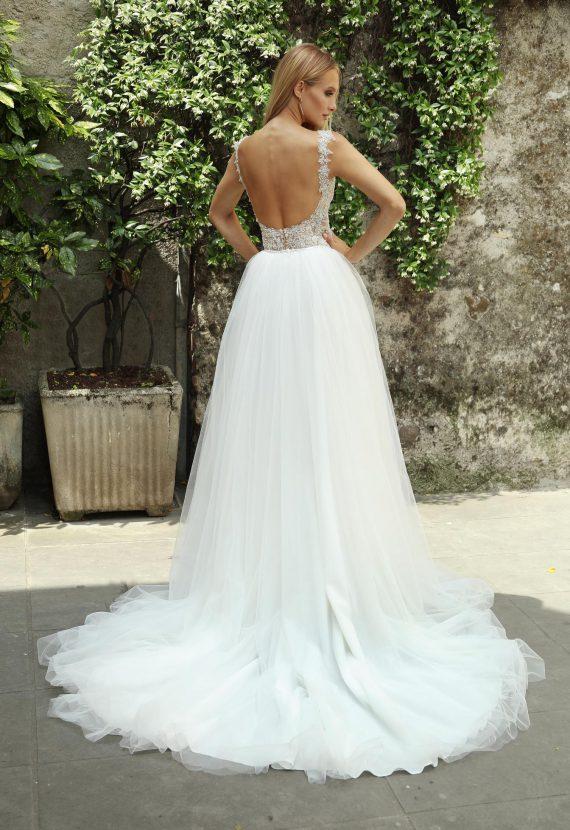 Bajeczna suknias ślubna