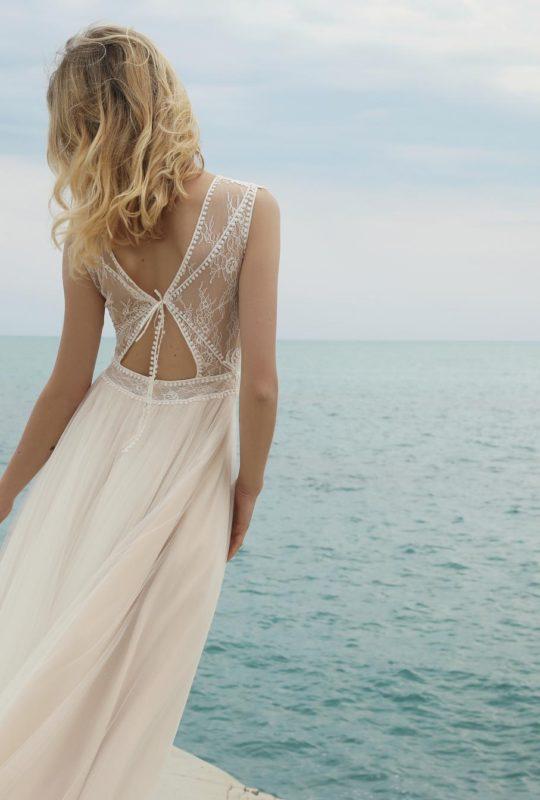 Suknia ślubna dla prawdziwej romantyczki Cassini
