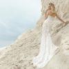 Ażurowa suknia ślubna Cecil